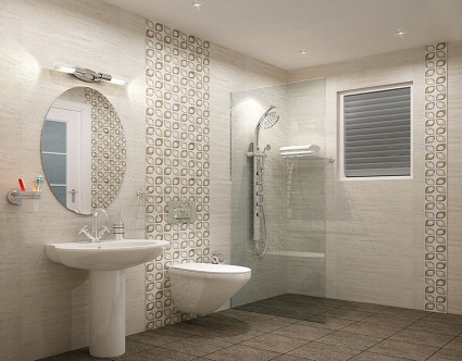Lovely sanitations for Bathroom ideas kerala